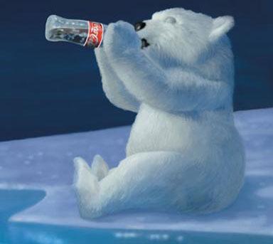 Drinking-coca-cola