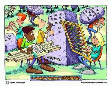 Computing and education (computer engineers)